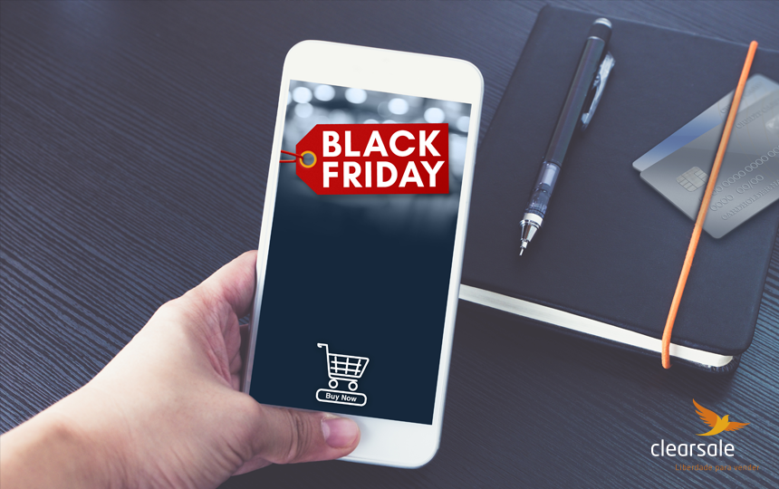 ClearSale na Black Friday em: Manda números!