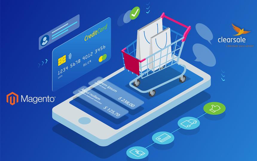 ClearSale passa a ter plug-in Magento para integração instantânea com a plataforma