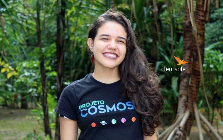 Primeira estudante do Summer Job da ClearSale é embaixadora do Brasil em conferência de Harvard & MIT